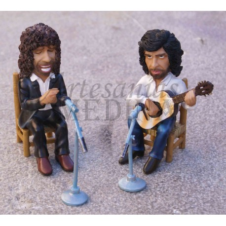 Figura los reyes del flamenco
